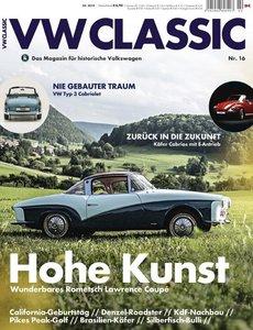 VW Classic 2/18 (dt.) Nr. 16