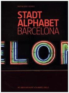 Stadtalphabet Barcelona