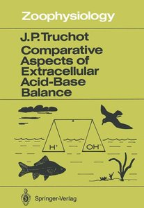 Comparative Aspects of Extracellular Acid-Base Balance