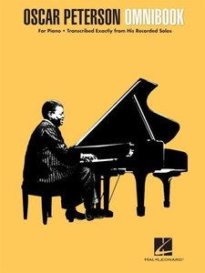 Oscar Peterson: Omnibook: Piano Transcriptions