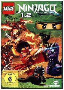 LEGO Ninjago Staffel 1.2