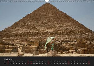 Träume aus 1001 Nacht (Wandkalender 2019 DIN A3 quer)