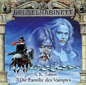 Gruselkabinett 03. Die Familie des Vampir. CD