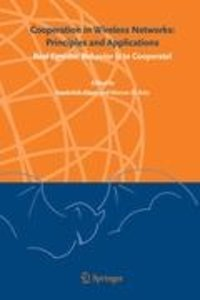 Cooperation in Wireless Networks: Principles and Applications
