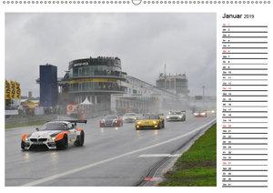 Motorsport am Nürburgring (Wandkalender 2019 DIN A2 quer)