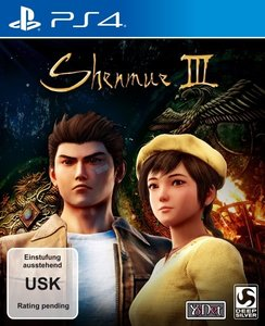 Shenmue III - Day One Edition