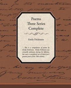 Poems Three Series Complete