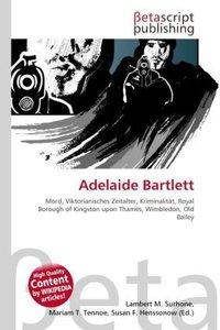 Adelaide Bartlett
