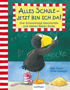 Der kleine Rabe Socke: Alles Schule - jetzt bin ich da!, Drei Sc