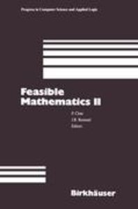 Feasible Mathematics II