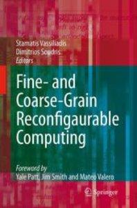 Fine- and Coarse-Grain Reconfigurable Computing
