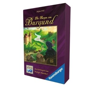 Die Burgen von Burgund, Das Kartenspiel (Spiel)