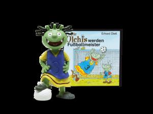 Tonie - Die Olchis - Die Olchis werden Fußballmeister