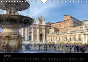 Rome (Wall Calendar 2015 DIN A4 Landscape)