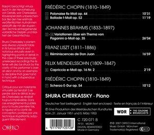 Polonaise/Paganini-Var./Capriccio/Scherzo/+