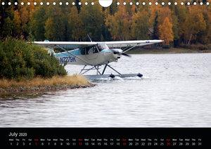 Alaska Wings (Wall Calendar 2020 DIN A4 Landscape)
