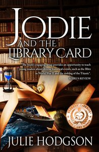 Jodie and the library card