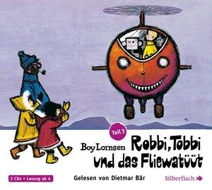Robbi, Tobbi und das Fliewatüüt 03: Von Plumpudding Castle nach