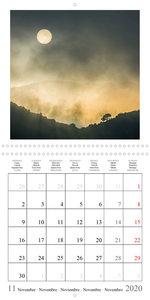 Costa del Sol Impressions (Wall Calendar 2020 300 × 300 mm Squ