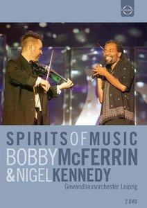 Spirits of Music-Bobby McFerrin & Nigel Kennedy