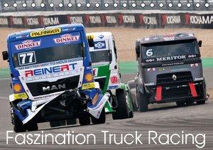 Faszination Truck Racing (Tischkalender 2016 DIN A5 quer)