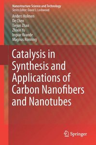 Catalysis in Synthesis and Applications of Carbon Nanofibers and