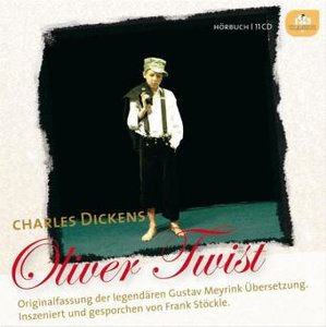 Oliver Twist. 11 Audio-CDs