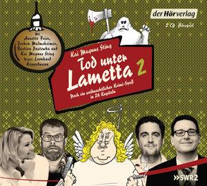 Tod unter Lametta 2, 1 Audio-CD