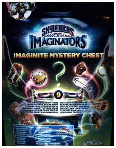 Skylanders Imaginators: Treasure Chest Wave 1