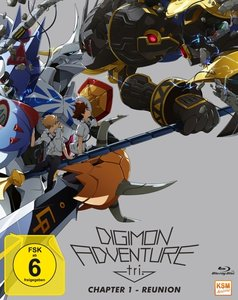 Digimon Adventure tri. - Chapter 1 - Reunion, 1 Blu-ray