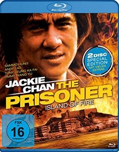 Jackie Chan: The Prisoner (Special Edition). Blu-ray + DVD