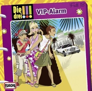 Die drei !!! 18. V.I.P.-Alarm (drei Ausrufezeichen)