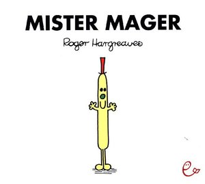Mr. Men und Little Miss - Mister Mager