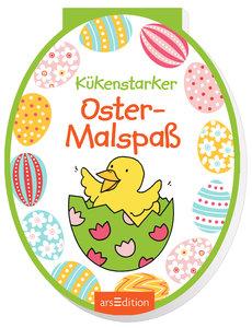 Kükenstarker Oster-Malspaß