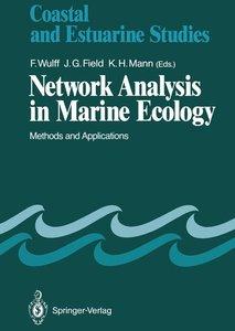 Network Analysis in Marine Ecology
