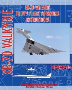 XB-70 Valkerie Pilot's Flight Operating Manual