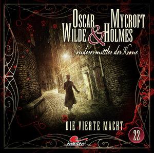 Oscar Wilde & Mycroft Holmes - Folge 22