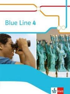 Blue Line. Schülerbuch (flexibler Einband). Klasse 8. Ausgabe 20