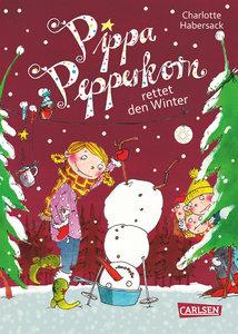 Pippa Pepperkorn, Band 6: Pippa Pepperkorn rettet den Winter