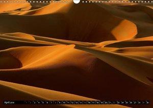Rub al Khali - die grösste Sandwüste der Erde