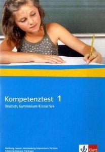 Kompetenztest Deutsch 1. Klasse 5/6 Gymnasium. Ausgabe für Hambu