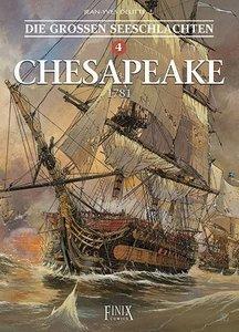 Die Großen Seeschlachten / Chesapeake