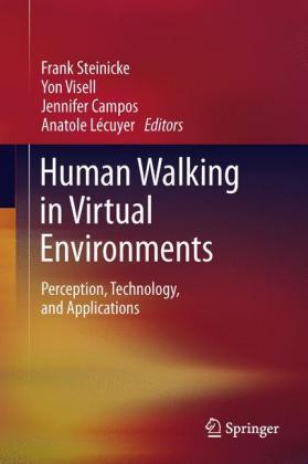 Human Walking in Virtual Environments - zum Schließen ins Bild klicken