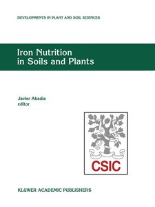 Iron Nutrition in Soils and Plants
