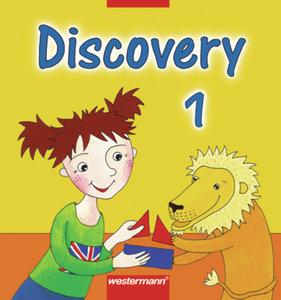 Discovery 1. Pupils BookActivitiy Book