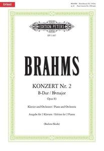 Konzert Nr. 2 B-Dur op. 83