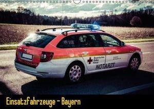 Einsatzfahrzeuge - Bayern