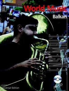 Balkan für Ensemble, in variabler Besetzung ( 2 Melodieinstrumen
