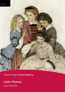Little Women. Level 1. Book and Multi-ROM with MP3 Pack