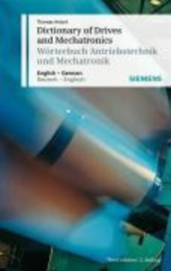 Dictionary of Drives and Mechatronics / Wörterbuch Antriebstechn